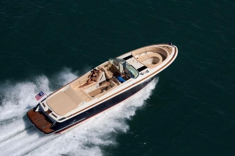 2015 Chris Craft Launch 32 Power Boat For Sale Www