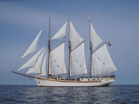 1993 Clipper, Schooner passenger ship