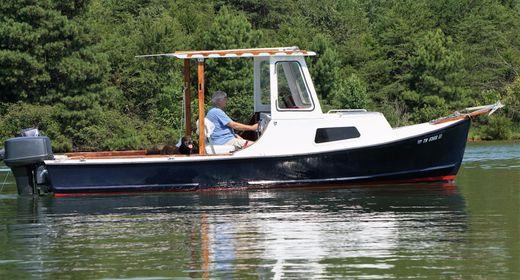 1985 Seaway Lobster Boat