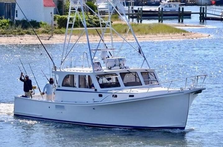 US REGISTERED COMMERCIAL FISHING BOATS FOR SALE