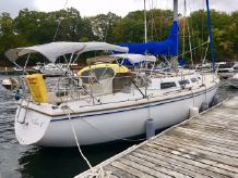 1983 Catalina 36