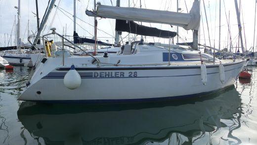 1989 Dehler 28