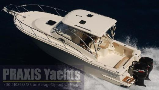 2008 Scout 262 Abaco
