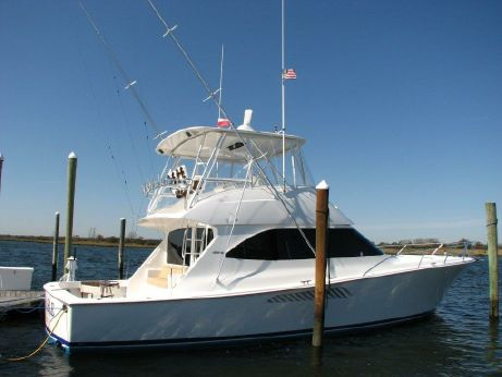 2010 Viking Yachts 50 Convertible