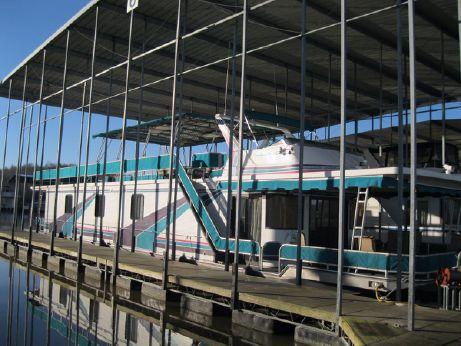 1996 Sumerset 16 X 80 Houseboat