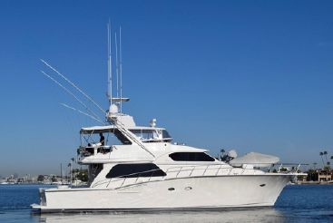 2006 Mikelson Pilothouse Sportfisher