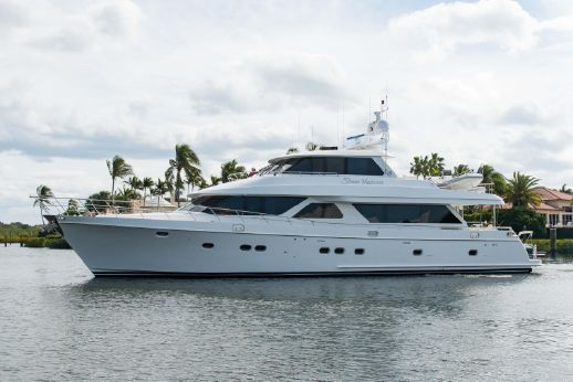 2008 Ocean Alexander Motor Yacht