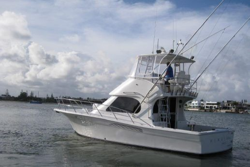 2008 White Cap 40 SPORT FISHER