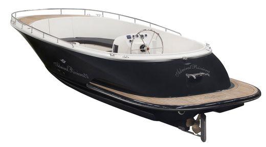 2018 Admiral Riviera 24