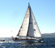 1964 50' Kettenburg Sloop