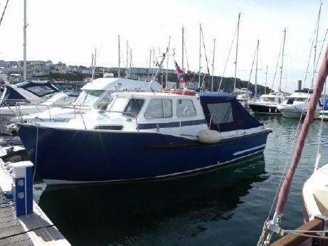 1984 Newhaven Sea Warrior 28
