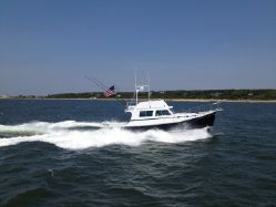 photo of  42' Wesmac Flybridge