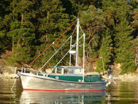 2011 Timbercoast (bartender Boats) Motorsailer