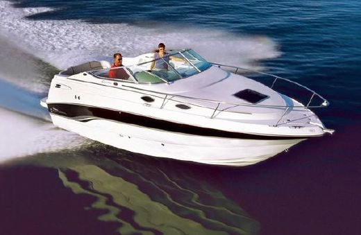 2002 Chaparral Signature 240