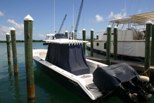 2008 Seahunter 40 OPEN