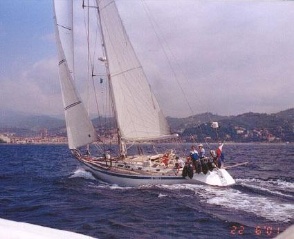 1992 Sweden Yachts 50