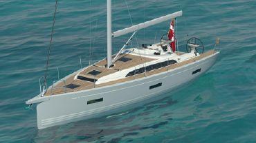 2019 X-Yachts 4.0