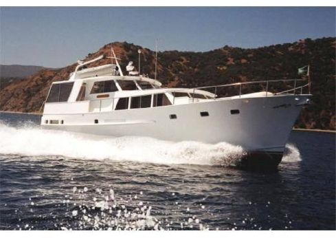 1974 Stephens Flush Deck Motor Yacht