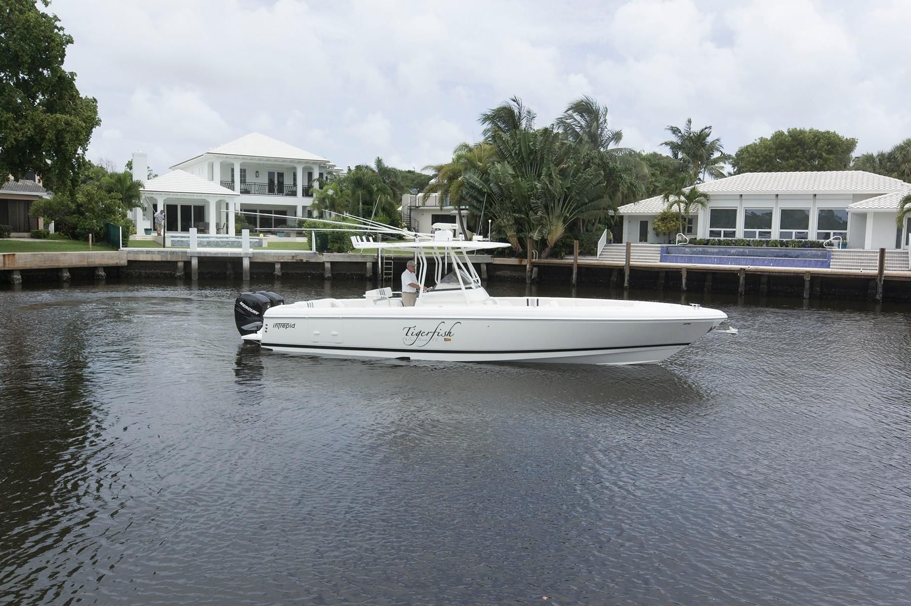 2006 Intrepid 350 Open Center Console Power Boat For Sale ...