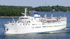 1953 Finnboda Sweden Cruise Passenger