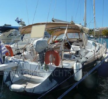 2007 Jeanneau SUN ODYSSEY 49 DS owner's version