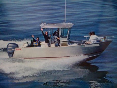 2003 Pacific Boats 2325HT