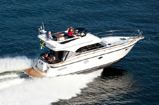 2013 Nord West 370 Flybridge