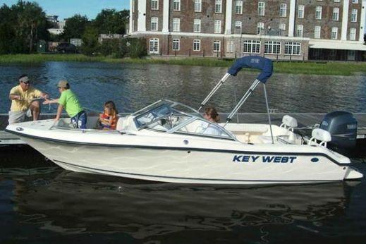 2006 Key West 186 Dual Console