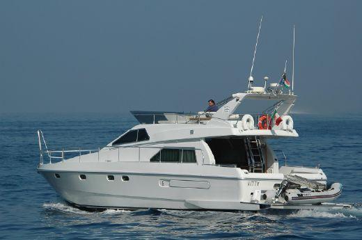 1993 Ferretti Yachts 45