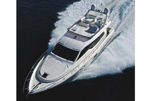 2006 Ferretti 630