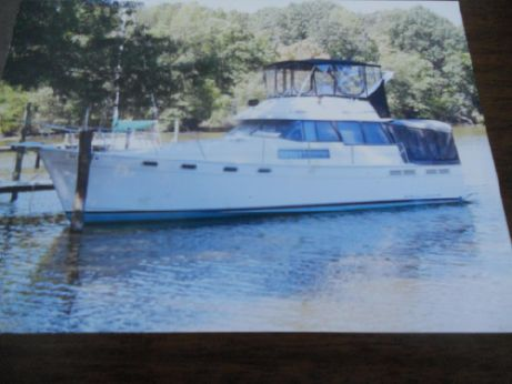 1993 Bayliner Motor Yacht