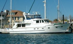 2008 Defever 56 Pilothouse