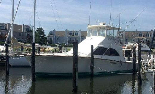 1986 Ocean Yachts 44 Super Sport