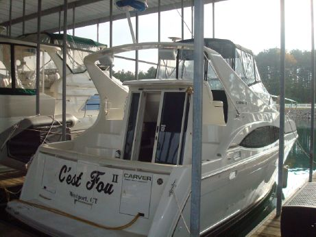 2002 Carver Yachts three fifty