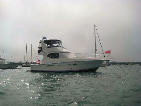 2004 Silverton 34 Convertible