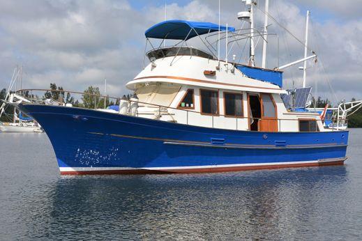 1987 Albin 40 Double Cabin Trawler