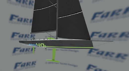 2018 Farr Fast 40 Offshore