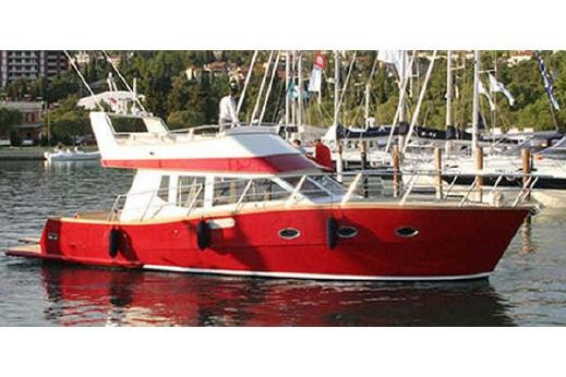 2008 Rybinsk Atlantic 40