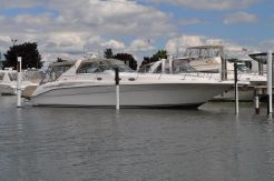 1996 Sea Ray 450 Sundancer (3126 420-hp CAT's!)