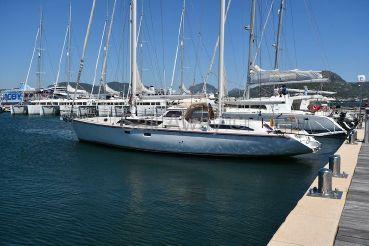 Amel 54 for sale - YachtWorld UK