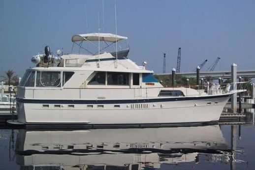 1974 Hatteras 53 Motor Yacht