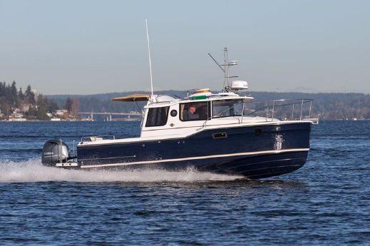 2017 Ranger Tug 23 Outboard