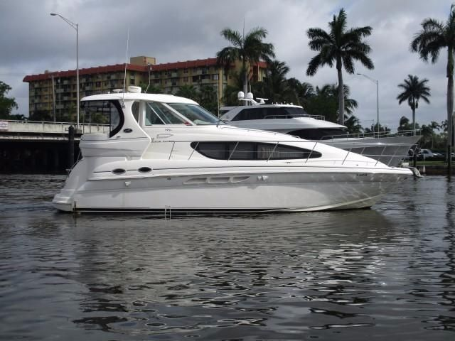 2004 sea ray 39 motor yacht power boat for sale www for Sea ray boat motors