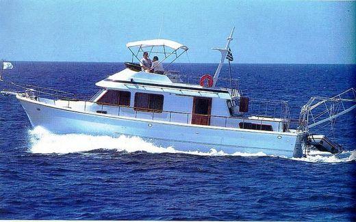 1993 Trader 42'