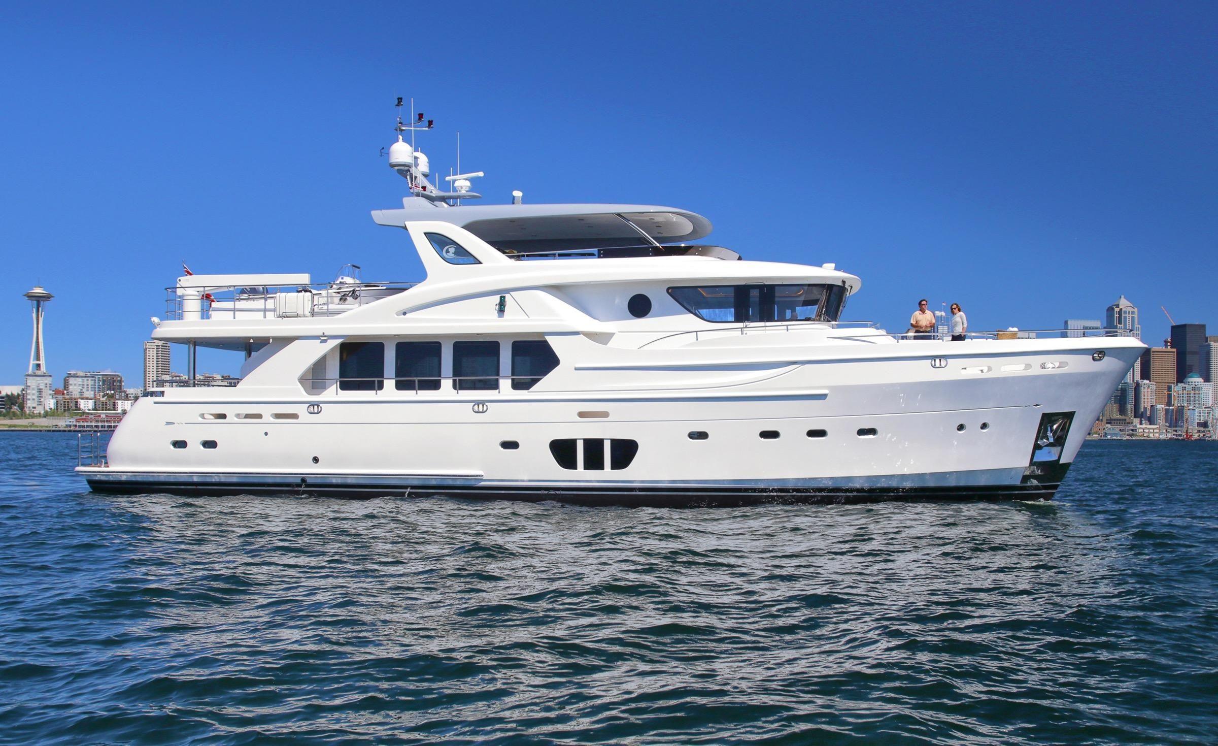 2016 Selene 92 Ocean Explorer Moteur Bateau 224 Vendre Www Yachtworld Fr