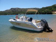 2007 Sessa Key Largo 22 Deck