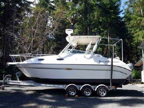 2000 Seamaster 288 SF Sport Fishing Boat