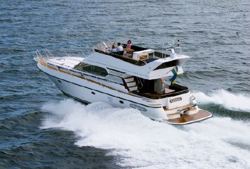 2013 Nord West 560 Flybridge