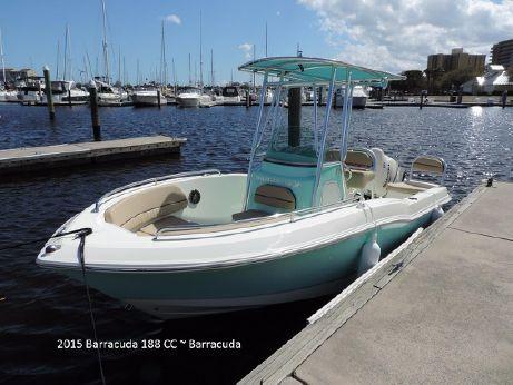 2015 Barracuda 188 CCF