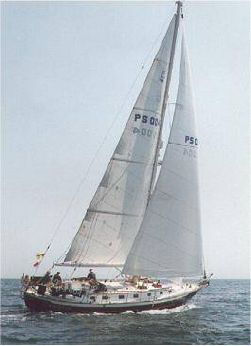 1991 Pacific Seacraft Cutter